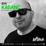 KASANC (Almeria) @ Mona Records Podcast 014