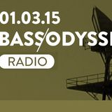 Bass Odyssey Radio Show #5 (01.03.15)