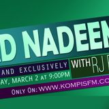 RJ Baqi with Mahad Nadeem - March 2, 2014