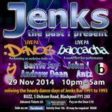 Antz - Jenks 29/11/14