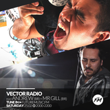 Vector Radio - 25.02.2017 + Andrew + Mr Gil