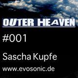 Outer Heaven Podcast #001 - Sascha Kupfe (04.01.2019)
