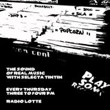 playSomeRecords feat. selecta tinTin @ radio Lotte