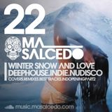 22 - WINTER SNOW & LOVE 120bpm by ma_Salcedo