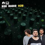 808 RADIO #20 / Fabrizio Rat / CMM Radio - 8/7/2017