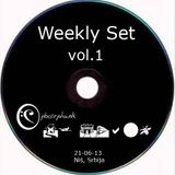 Cyberphunk Weekly Set Vol 1