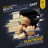 BeatsFromTheEast Jan 17th Show ft DJ ELEKTROHIT