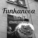 Funkanova Vol. 21  Mix By Luis Ortega