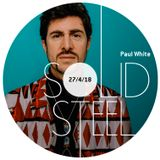 Solid Steel Radio Show 27/4/2018 Hour 2 - Paul White