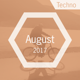 Simonic - August 2017 Techno Mix