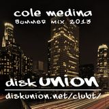 Disk Union Summer House Mix 2013