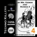 Techno Killers by Mr. Gemini and Rowen X-vol4