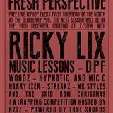Skid Row Worldwide 12.12.13 @FutureRadio107.8Fm Ft Wilson Sick Shit, DJ Joe Blendz & Mr Miyagi