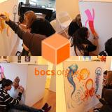 Happy Medium Exhibition Talk (January 2014)