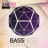 Bassness Monthly mix // June 2014