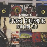 Diverse Frequencies 10th June 2017
