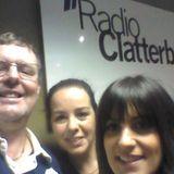 Sleekbrows interview on Radio Clatterbridge 1386AM
