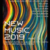 MAGIC MIXTURE - NEW MUSIC 2019, HIGHEST-RATED ALBUMS IN THE MUSIC PRESS PART 5 (31 JUL 2019)