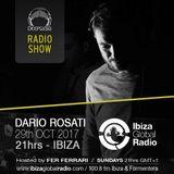 (Oct 2017) DeepClass Radio Show / Ibiza Global Radio - Mixed by Dario Rosati, Hosted by Fer Ferrari