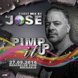 Promo mix for Pimp It Up by DJ JOSE