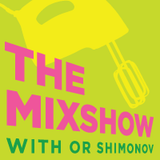 The Mixshow on Clubtime, Radio Jerusalem - 19.8.2016