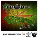 Mr Fresh's Reggae Mix Cd