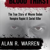 Vampire Rapist with an American Express card  -- this is too weird  Alan R Warren returns