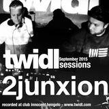 2Junxion // Twidl Sessions // 12-09-2015 // Club Innocent