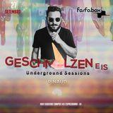 Pinaud - DJ Set - @GZ's Underground Sessions - September 27th  2019 @Fosfobox Bar Club