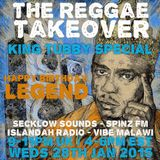 The Reggae Takeover 28th January 2015 King Tubby Birthday Special