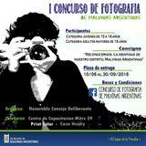 4 - 07 - CROMOSOMOS - CARMEL DEL MUNICIPIO DE MALVINAS - SOBRE EL CONCURSO DE FOTOGRAFIA