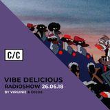 Vibe Delicious presents D2d2 26.06.18