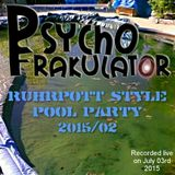 Ruhrpott Style Pool Party 2015/02