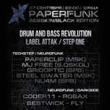 NU4M – Paperfunk Session Black Edition Mini Mix