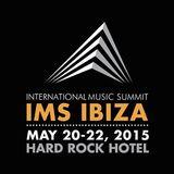 MARK JONES - IBIZA SONICA @ IMS 2015 ON LOBBY BAR HARD ROCK HOTEL IBIZA - 22 MAY 2015
