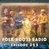 Episode 355: Sultans Of String's Chris McKhool & More Folk Roots Radio At Christmas