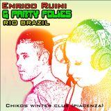 ENRICO RUINI @ G PARTY RIO BRAZIL 17/12/11 [Chikos Winter Club ] Piacenza (00:00 - 00:53)