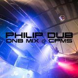 Philip DUB @ C.P.M.S. // DnB MiniMix // 02. 2014