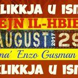 BEJN IL-HBIEB 29-08-2017