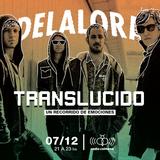 DELALORA #58 Albina Cabrera - Translúcidos