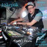 J:Skeptik Guest mix on Banksy n Dunn DnB show 22/9/17