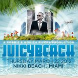 Robbie Rivera & Roger Sanchez - Live @ Juicy Beach, Miami 2012