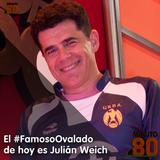 #FamosoOvalado Entrevista a Julián Weich