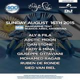Sied van Riel - Future Sound of Egypt 400 ( Argentina ) 2015-08-16