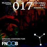 MusicKey TECHNO 24/7 017