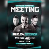 2016.08.24. - Listen Up! presents MEET!NG - Living Room - Wednesday