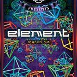 T minus - live at cirQlar presents: Element