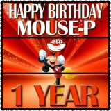 Dj Alex Good - Mouse-P Happy Birthday [MOUSE-P]