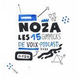 Noza - Les 15 Gimmicks De Voix