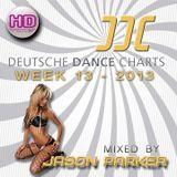 Deutsche Dance Charts (DDC) 2013 Week 13 mixed by JASON PARKER @ HouseDestination.FM